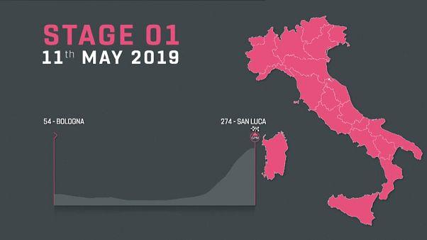 Giro d'Italia: presentata edizione 102