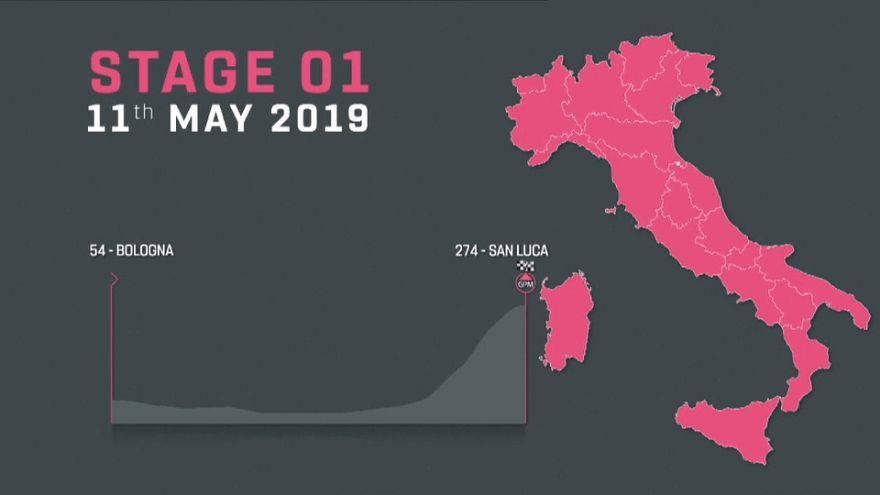 Bolognai rajt a Giro d'Italián