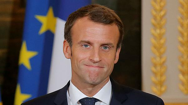 Approval ratings for French President Macron hit record lows | Raw Politics