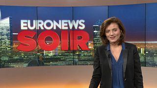 Euronews Soir : l'actualité du 31 octobre