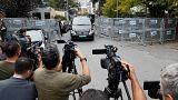 Khashoggi foi estrangulado mal entrou no consulado