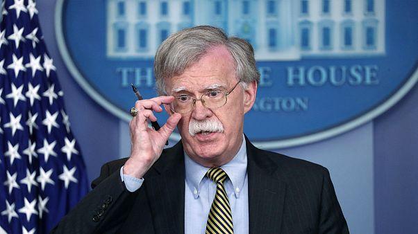 بولتون: با تحریم ایران نمی خواهیم به دوستانمان صدمه بزنیم