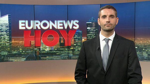 Euronews Hoy: La actualidad en 15 minutos