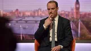 Dominic Raab rectifica: no hay fecha de acuerdo sobre el brexit