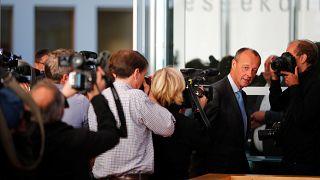 Friedrich Merz pode ser o próximo líder da CDU