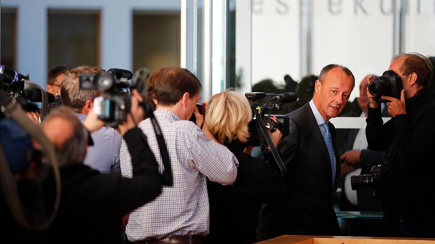 Kampf um Merkel-Nachfolge: Welche Chancen hat Merz (62)?