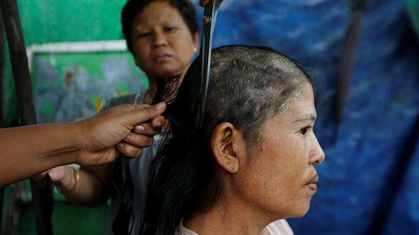 Myanmar'a yılda 6 milyon dolar kazandıran sektör: Gerçek Burma saçı