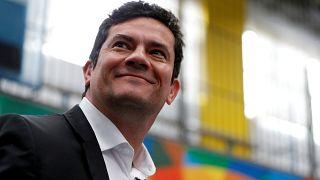 Bolsonaro hace ministro al juez que encarceló a Lula