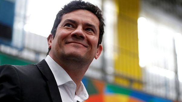 Brasilien: Untersuchungsrichter Moro wird Justizminister