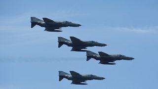 Κύπρος: Μεγάλη στρατιωτική άσκηση με συμμετοχή ελληνικών F-16