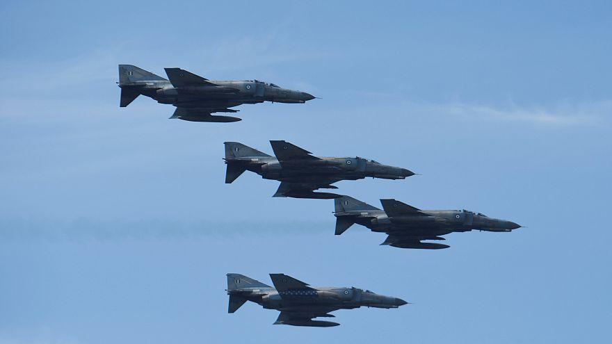 Eλλάδα: Προχωρά η διαδικασία για την αναβάθμιση των F-16