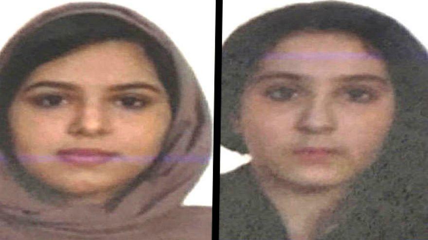 شرطة نيويورك تكشف عن فيديو لانتشال جثتي الشقيقتين السعوديتين تالا وروتانا