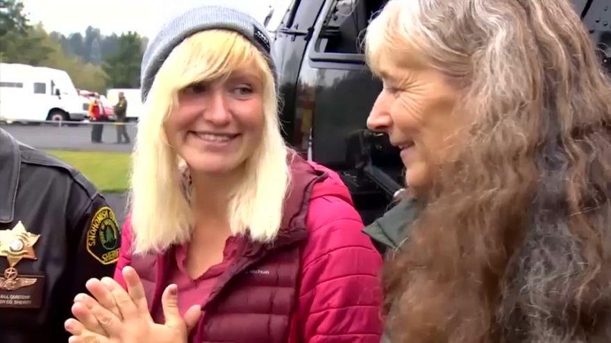 Pacific Crest Trail: Deutsche nach Wintereinbruch gerettet