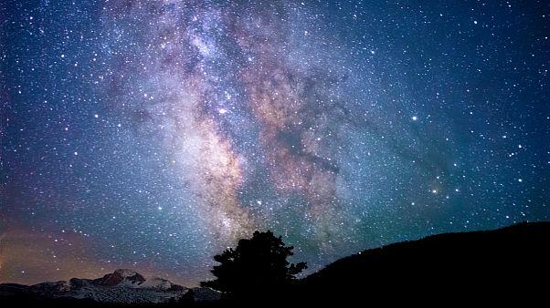 کهکشان راه شیری چگونه ایجاد شده است؟