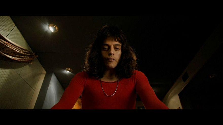 """Bohemian Rhapsody"" chega aos cinemas"