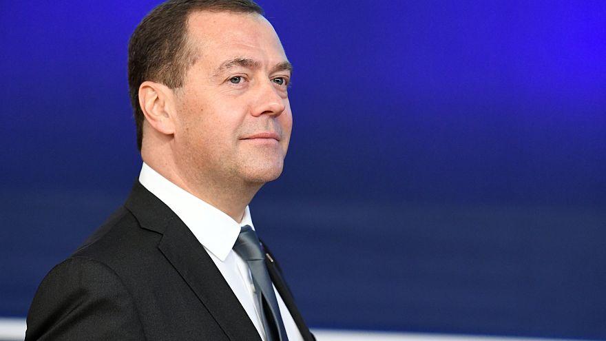 Россия ввела санкции против Украины