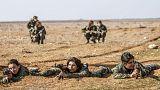 نیروهای دموکراتیک سوریه عملیات خود علیه داعش را متوقف کردند