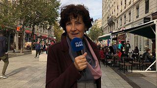 Euronews Fransa'nın Lyon kenti'nde Fransızlara Atatürk'ü sordu