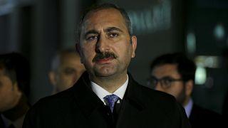 Adalet Bakanı Gül: Kaşıkçı olayı üstü örtülebilecek bir mesele değildir
