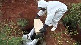 Cerca de 4300 anónimos, incluindfdo crianças sepultadas em Gauteng