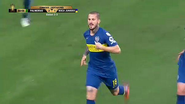 Boca in finale di Copa Libertadores