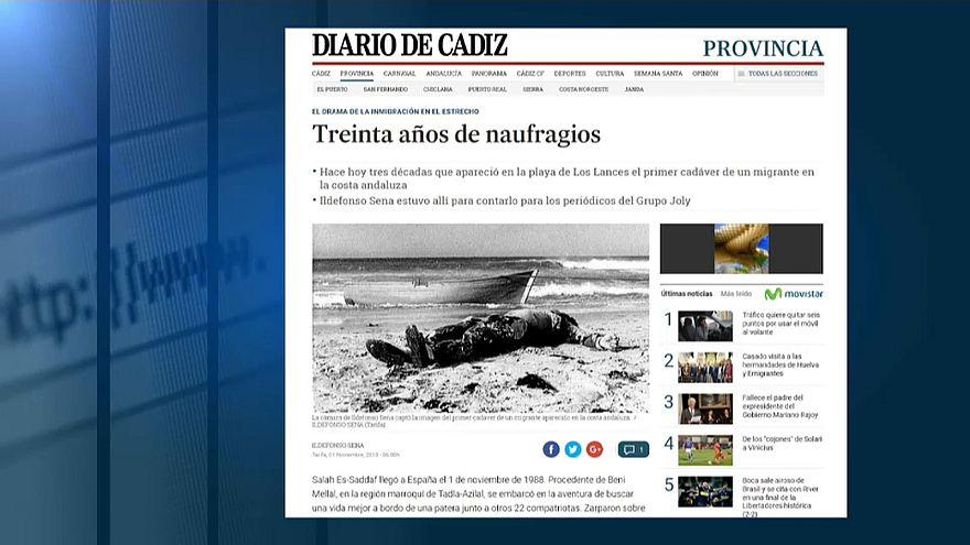 Treinta años de un drama que azota sin piedad las costas españolas