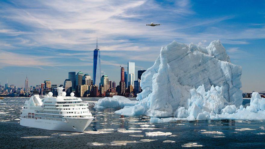 گرمایش زمین؛ اقیانوسها ۶۰ درصد بیشتر از حد تصور گرما جذب میکنند