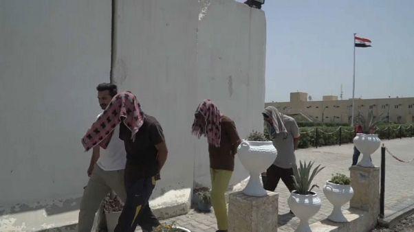 الولايات المتحدة تنقل محتجزي داعش من سوريا إلى العراق وفق هيومن رايتس ووتش