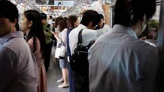 دقة مواعيد مترو طوكيو على المحك قبل الألعاب الأولمبية 2020