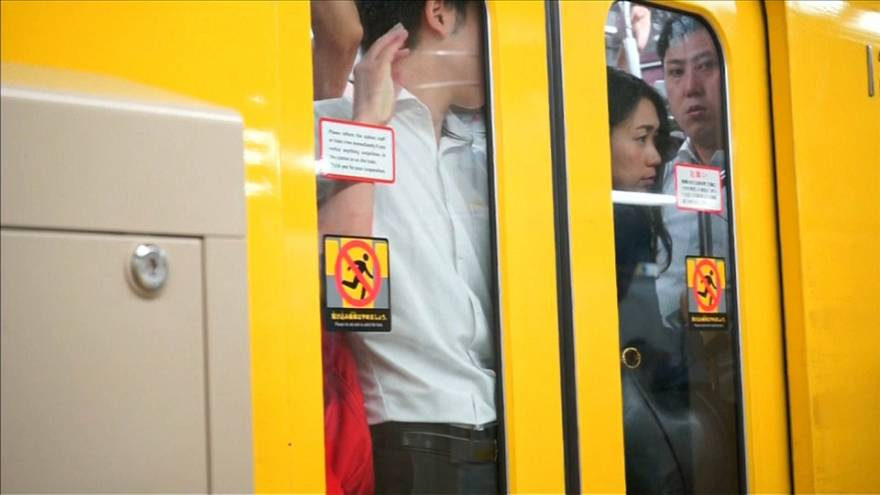 "Metropolitana di Tokyo: rischio ""congestione"" olimpica"