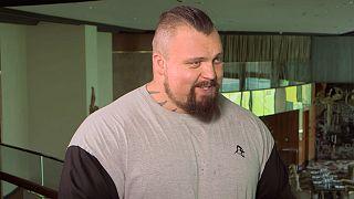 "Strongman Eddie Hall recalls 500kg deadlift: ""I woke up in a massive pool of blood"""