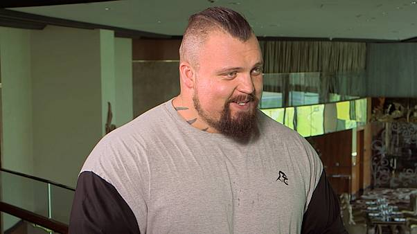 "Strongman Eddie Hall recalls 500kg deadlift: ""I woke up in a massive pool of blood"""