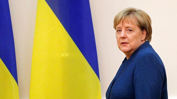 Merkel für Verlängerung der Russland-Sanktionen