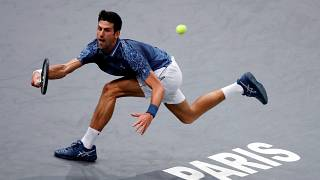 Djokovic: Halber Arbeitstag