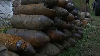 Grande Guerra, l'incubo dei residuati bellici