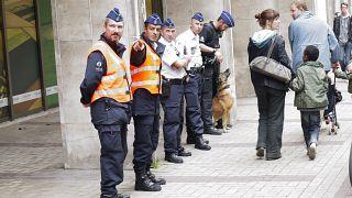Belçikalı polisler hükümeti protesto için 2 hafta boyunca ceza kesmeyecek