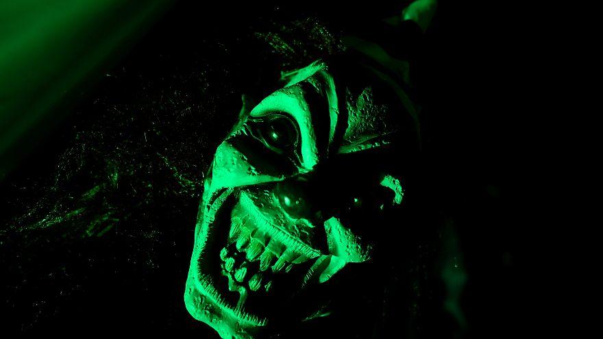 Cadılar Bayramı'nda 'The Purge' şiddeti: 100 gözaltı