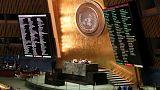 مجمع عمومی سازمان ملل بر ضد تحریم آمریکا علیه کوبا قطعنامه صادر کرد