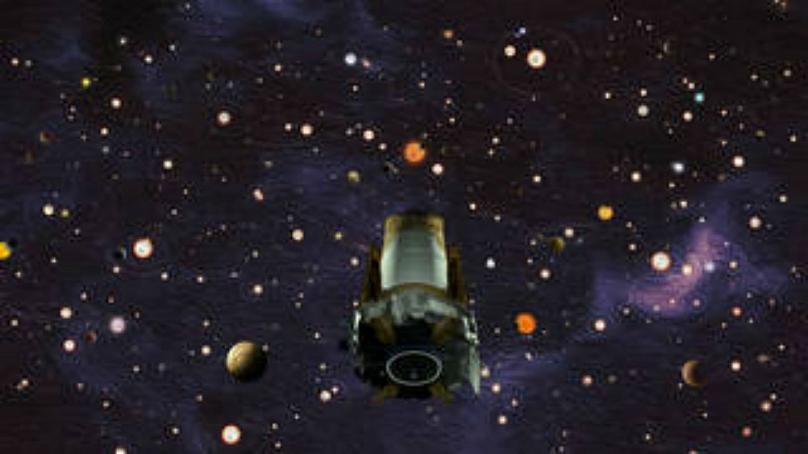 Planet Stalking Kepler Space Telescope Meets Its End
