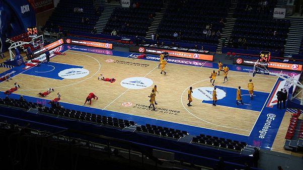 Пятая победа ЦСКА в Евролиге