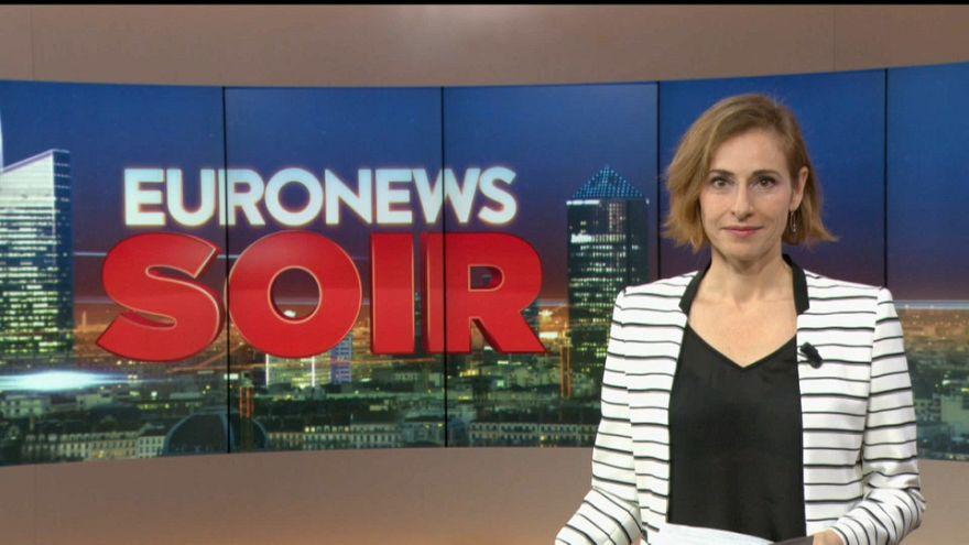 Euronews Soir : l'actualité du 1er novembre