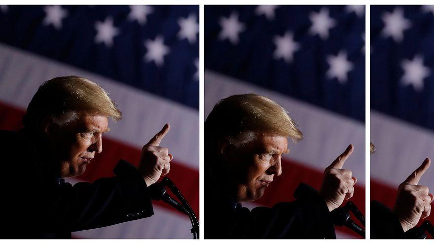 """Trump à son armée : """"tirez sur les migrants s'ils vous jettent des pierres"""""""