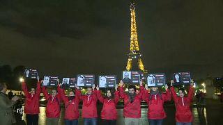 Ακτιβιστές κατά της ατιμωρησίας εγκλημάτων ενάντια σε δημοσιογράφους