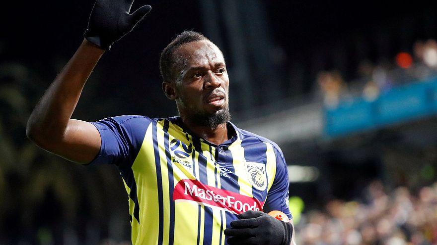 Usain Bolt fica sem clube na Austrália