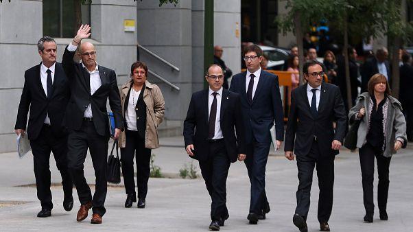 Каталония: 25 лет тюрьмы за сепаратизм?