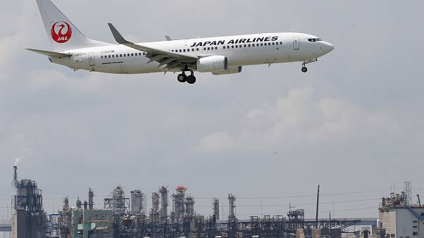 Japan Airlines apologises after arrested co-pilot was close to '10 times over alcohol limit'
