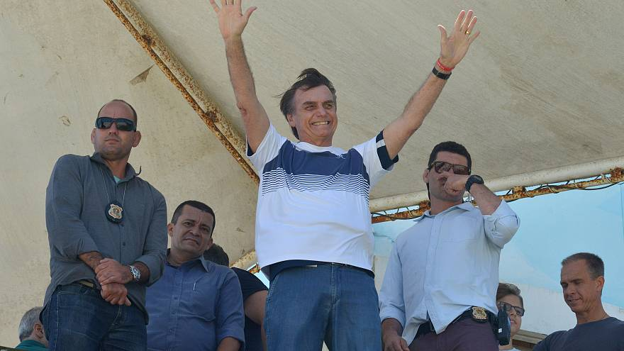 Jair Bolsonaro annonce le transfert de l'ambassade brésilienne de Tel-Aviv à Jérusalem