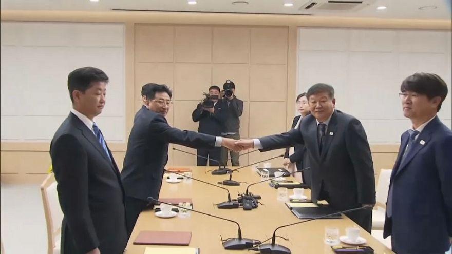 2032 Olimpiyatları: Güney ve Kuzey Kore'den ortak adaylık başvurusu