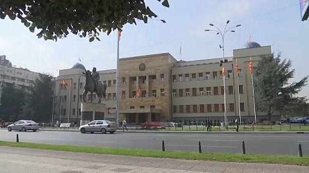 Σκόπια: Στη Βουλή οι προτάσεις για τις συνταγματικές αλλαγές