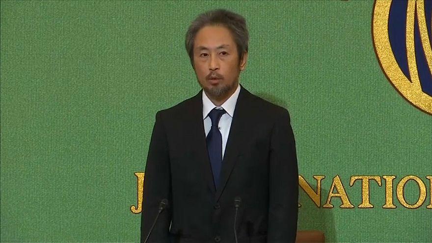 الرهينة الياباني يعتذر عما سببه خلال اختطافه وعيشه سنوات الجحيم في سوريا